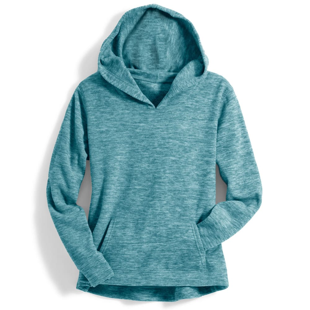 G.H. BASS & CO. Women's Polar Fleece Hoodie - 443-HYDRO