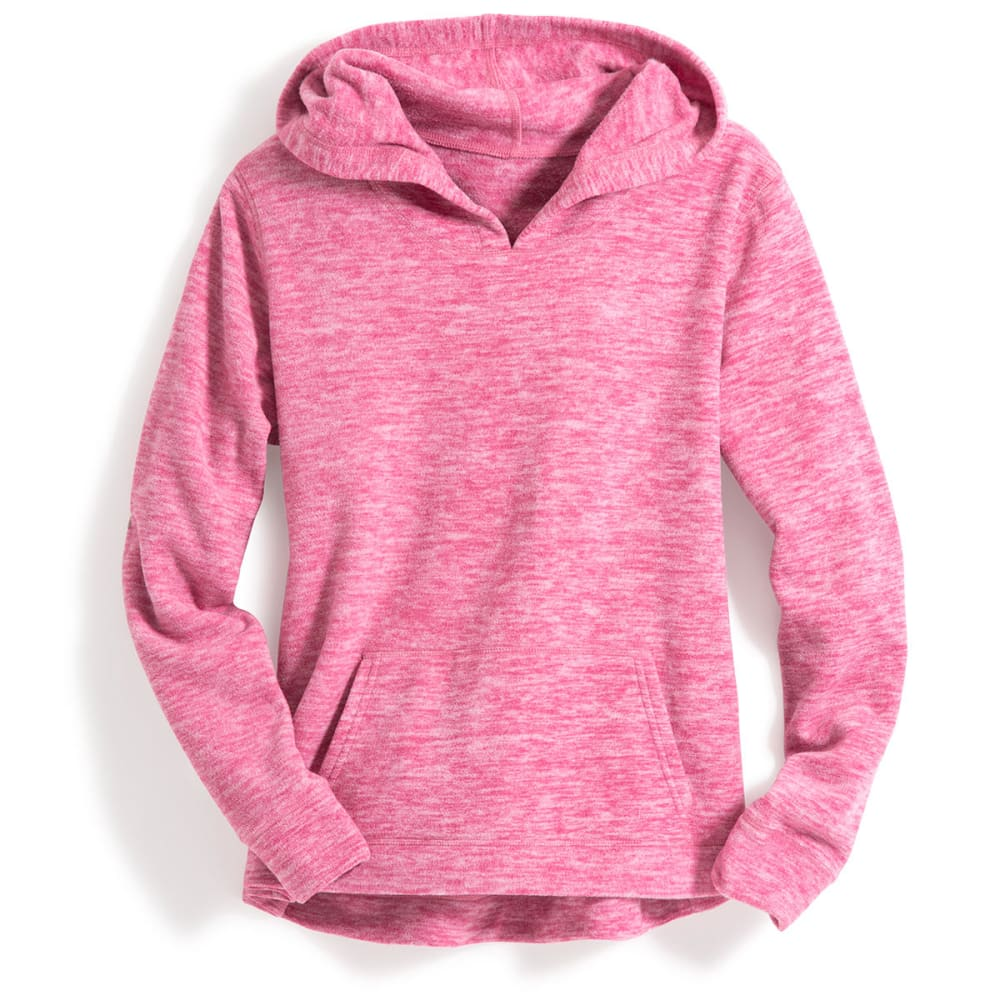 G.H. BASS & CO. Women's Polar Fleece Hoodie - 693-MALAGA