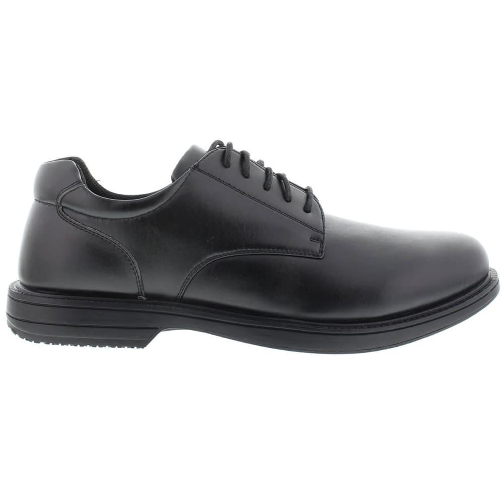 DEER STAGS Men's Crown Oxford Dress Shoes, Black - BLACK