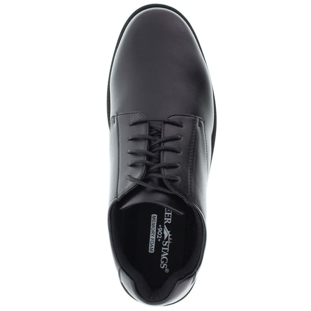 DEER STAGS Men's Crown Oxford Dress Shoes, Black - BLACK