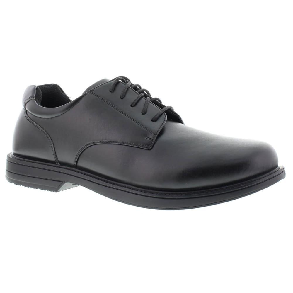Deer Stags Men's Crown Oxford Dress Shoes, Black