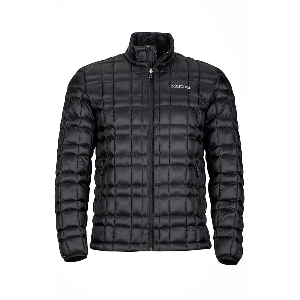 MARAMOT Men's Featherless Jacket - 001 BLACK