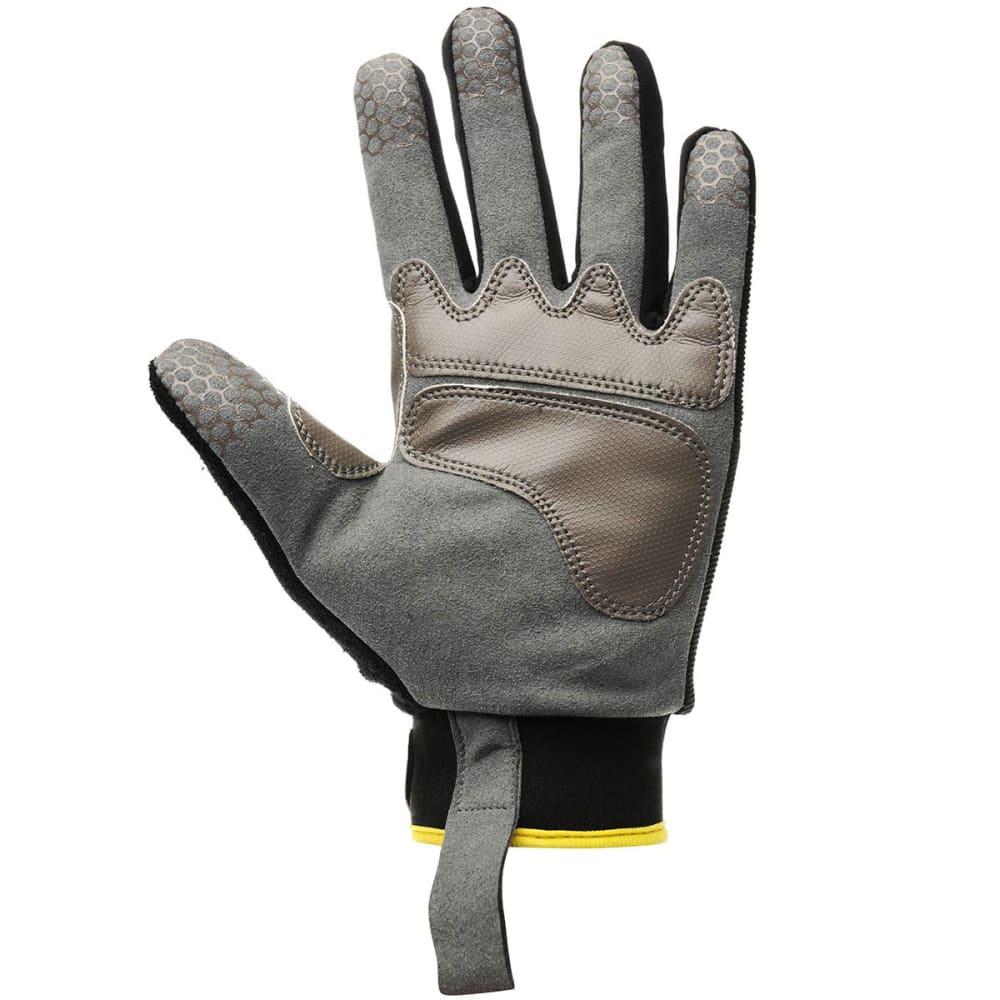 DUNLOP Men's Mechanic Gloves - BLACK GREY