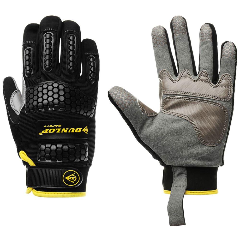 Dunlop Men's Mechanic Gloves - Various Patterns, ADULT
