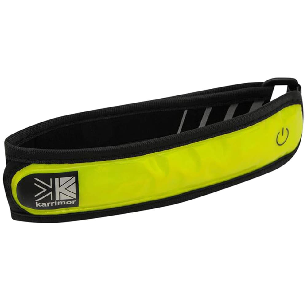 KARRIMOR Flashing Band - Fluo Yellow