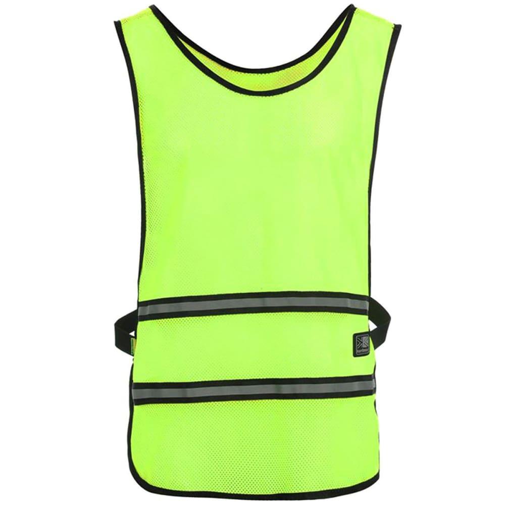 KARRIMOR Running Vest - Fluo Yellow