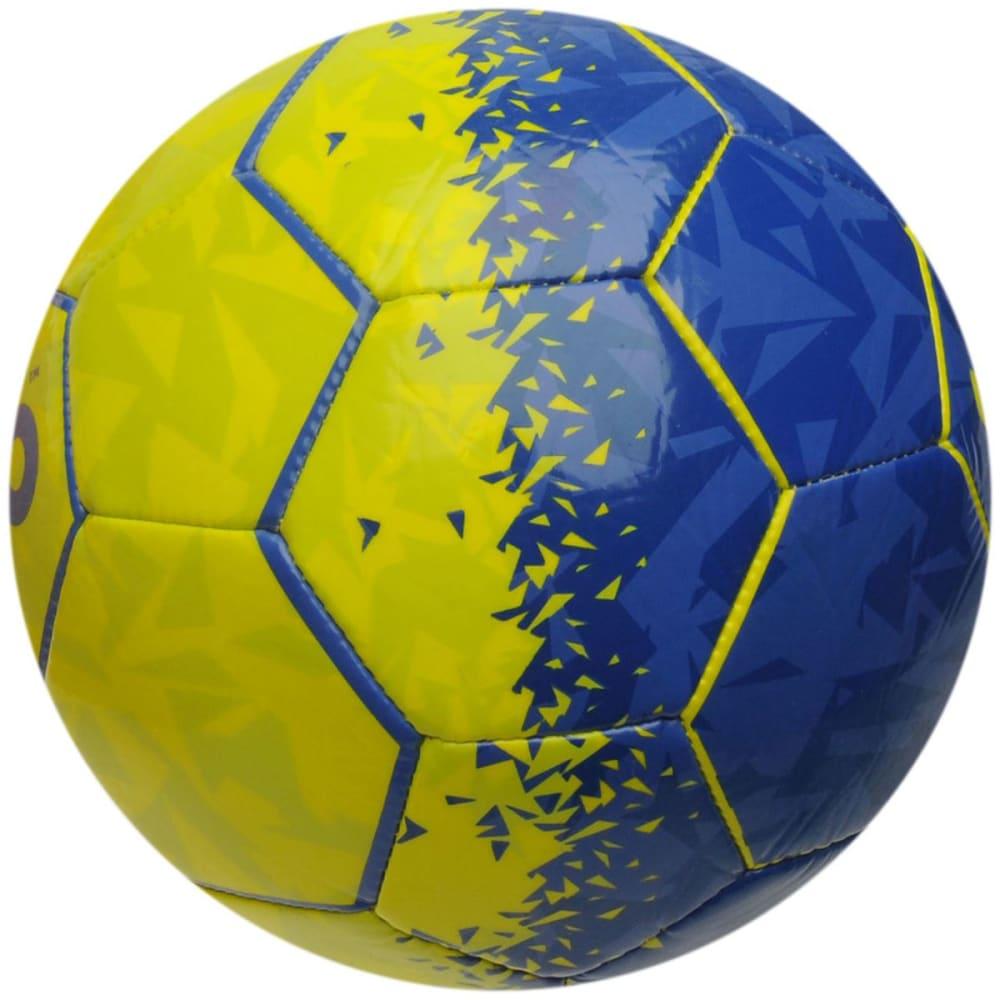 SONDICO Flair Soccer Ball - PURPLE/YELLOW