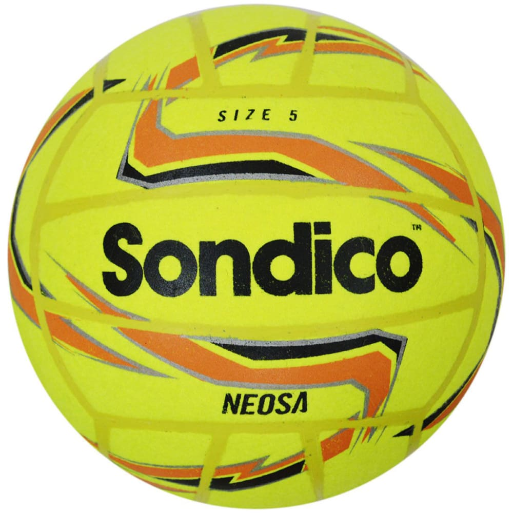 SONDICO Neosa Indoor Soccer Ball - YELLOW