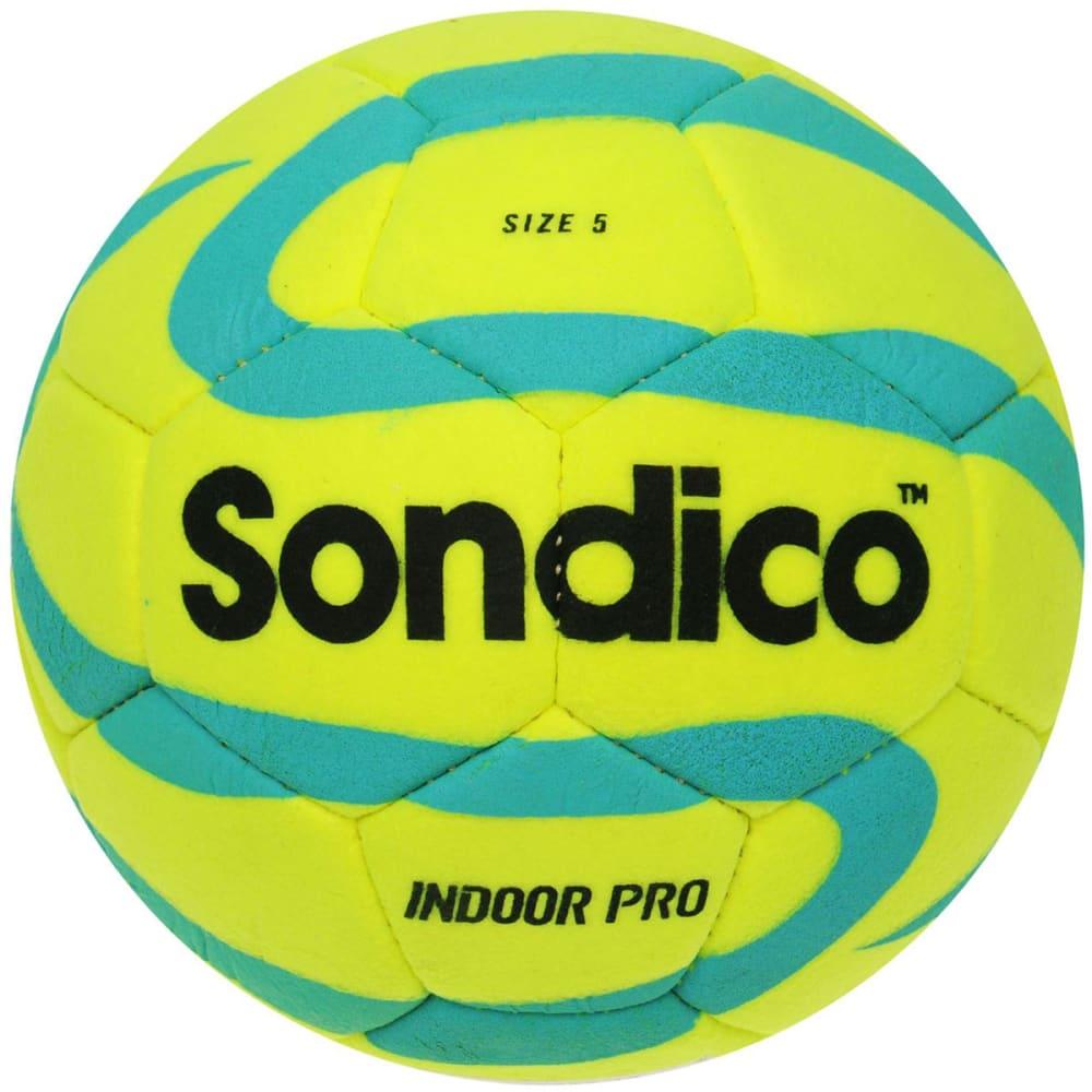 SONDICO Pro Indoor Soccer Ball - YELLOW