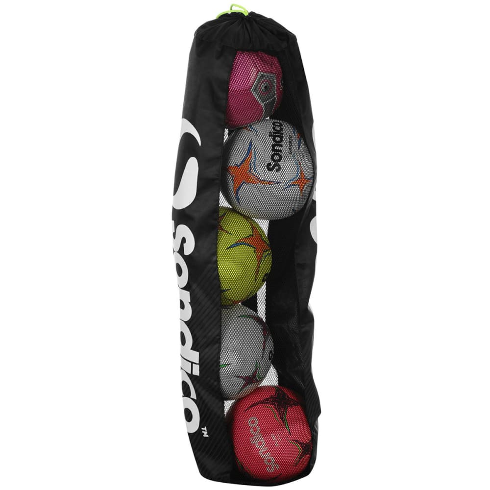 SONDICO 5-Ball Tube Bag - BLACK