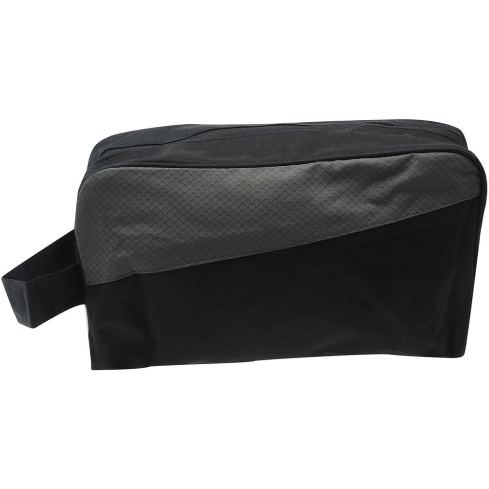 SONDICO Soccer Cleat Bag - BLACK/CHARCOAL