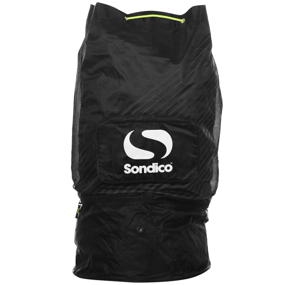 SONDICO Coaches' Bag - BLACK