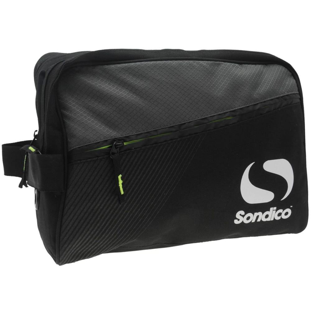SONDICO Goalkeeper Glove Bag - BLACK/CHARCOAL