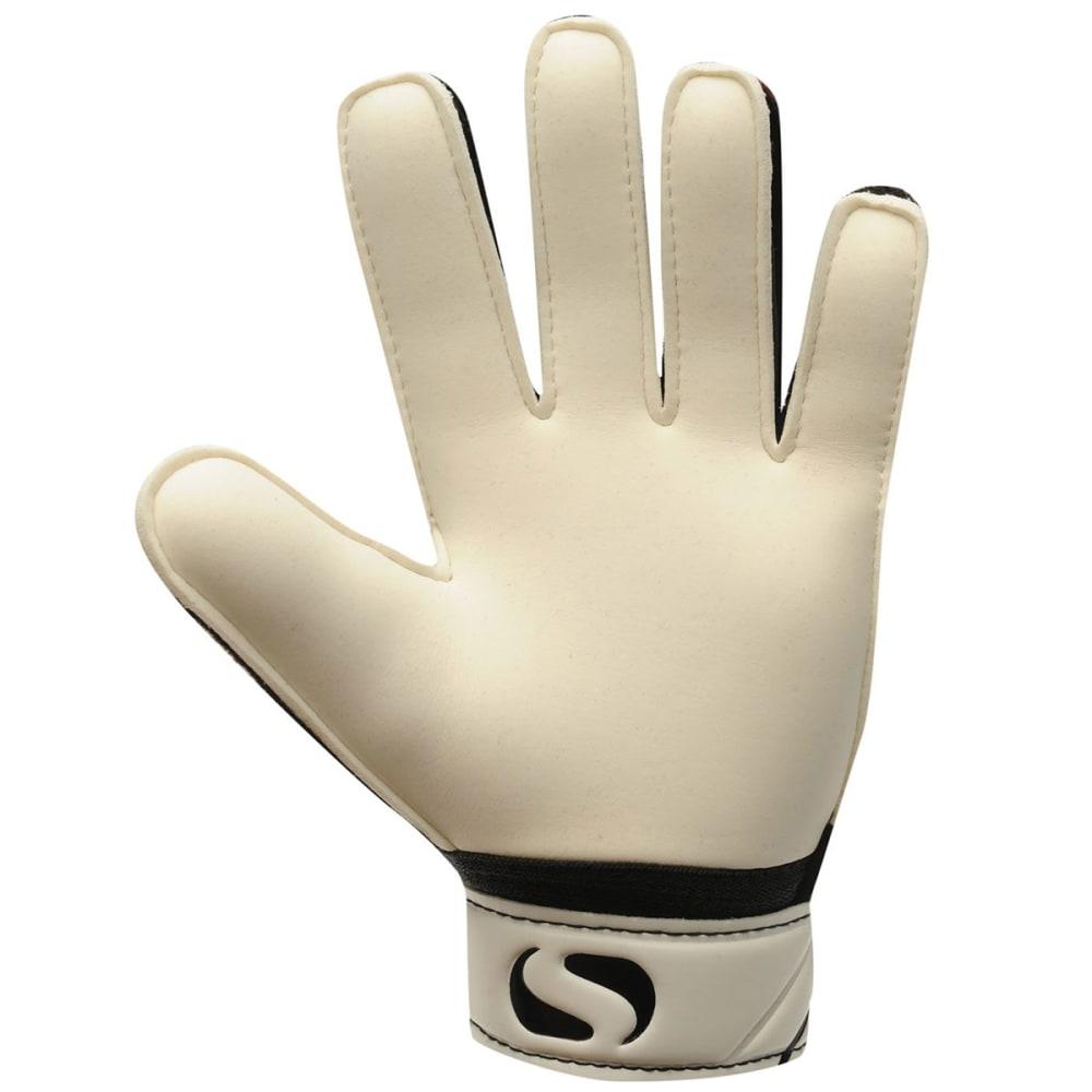 SONDICO Match Junior Goalkeeper Gloves - WHITE/RED