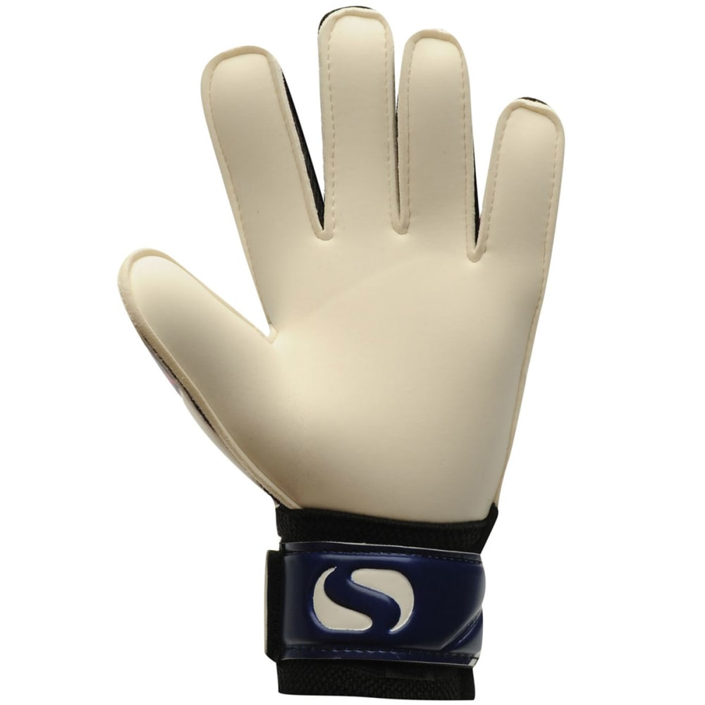 SONDICO Pro Junior Goalkeeper Gloves - Purple/Orange
