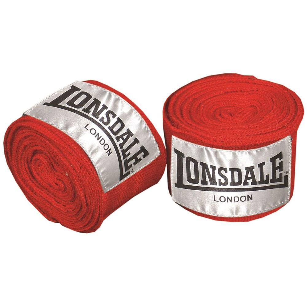 LONSDALE 3.5m Pro Handwrap - RED