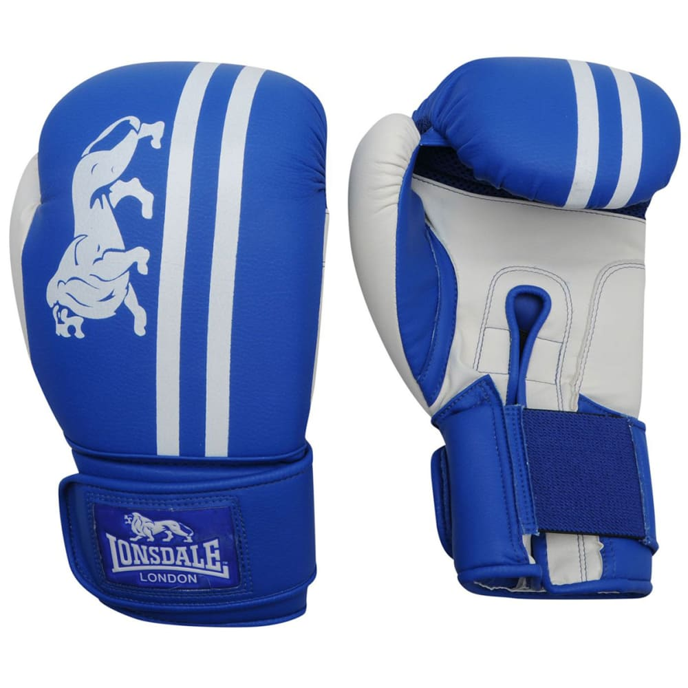 LONSDALE Club Sparring Gloves - BLUE/WHITE
