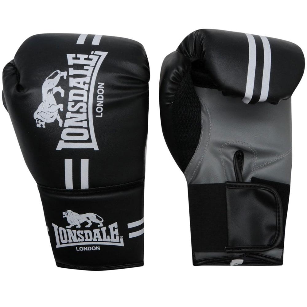 LONSDALE Contender Gloves - BLACK
