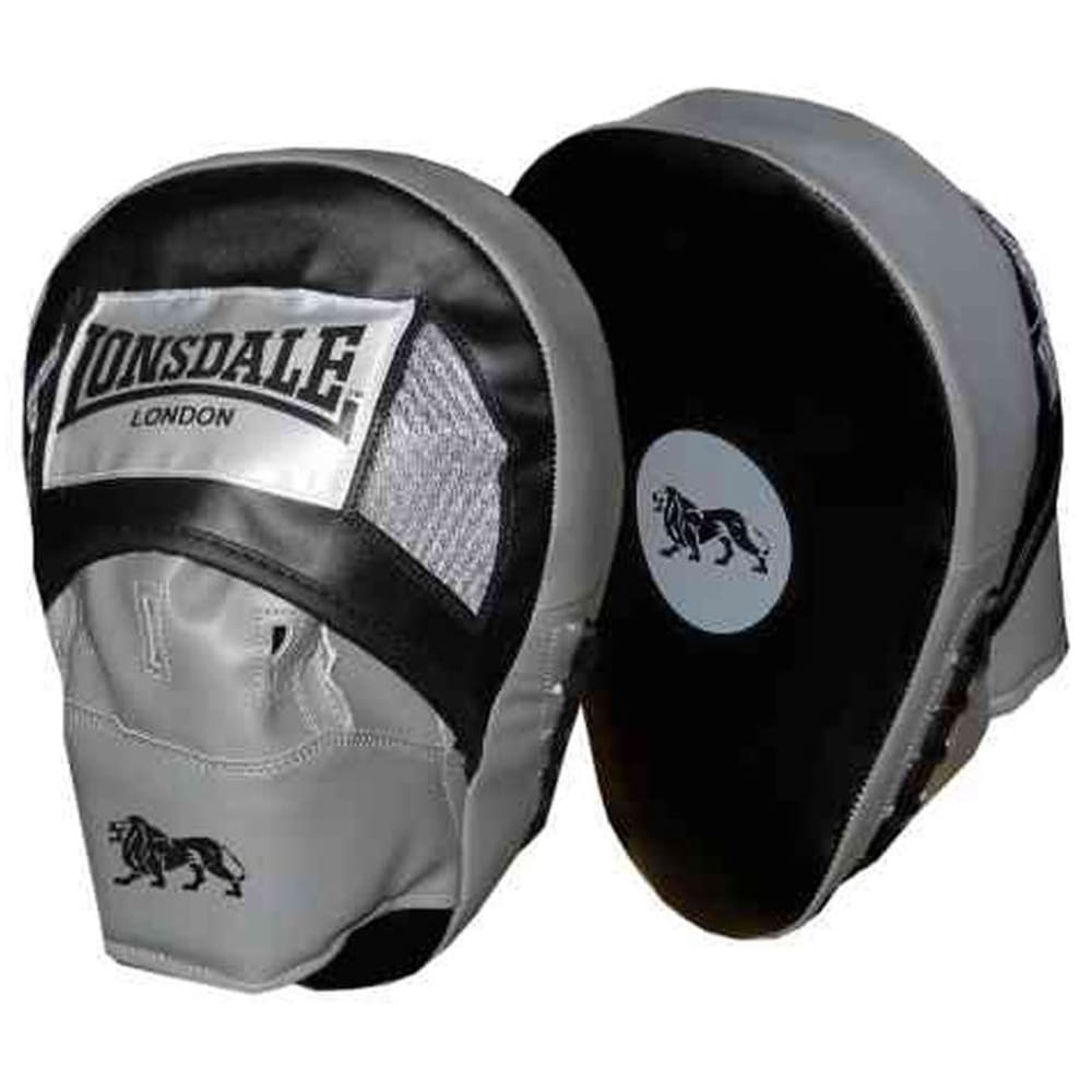 LONSDALE Curved Hook and Jab Pads ONESIZE