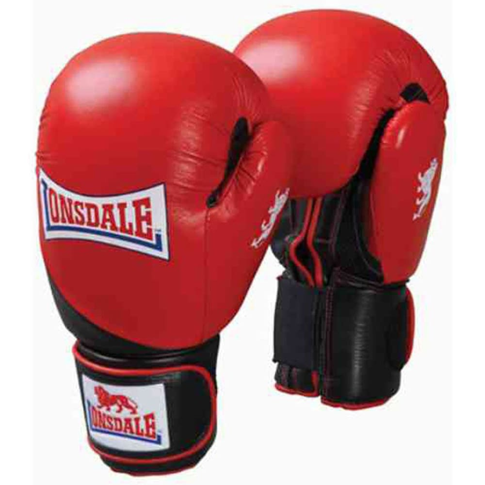 LONSDALE Leather Club Sparring Gloves 12 OZ