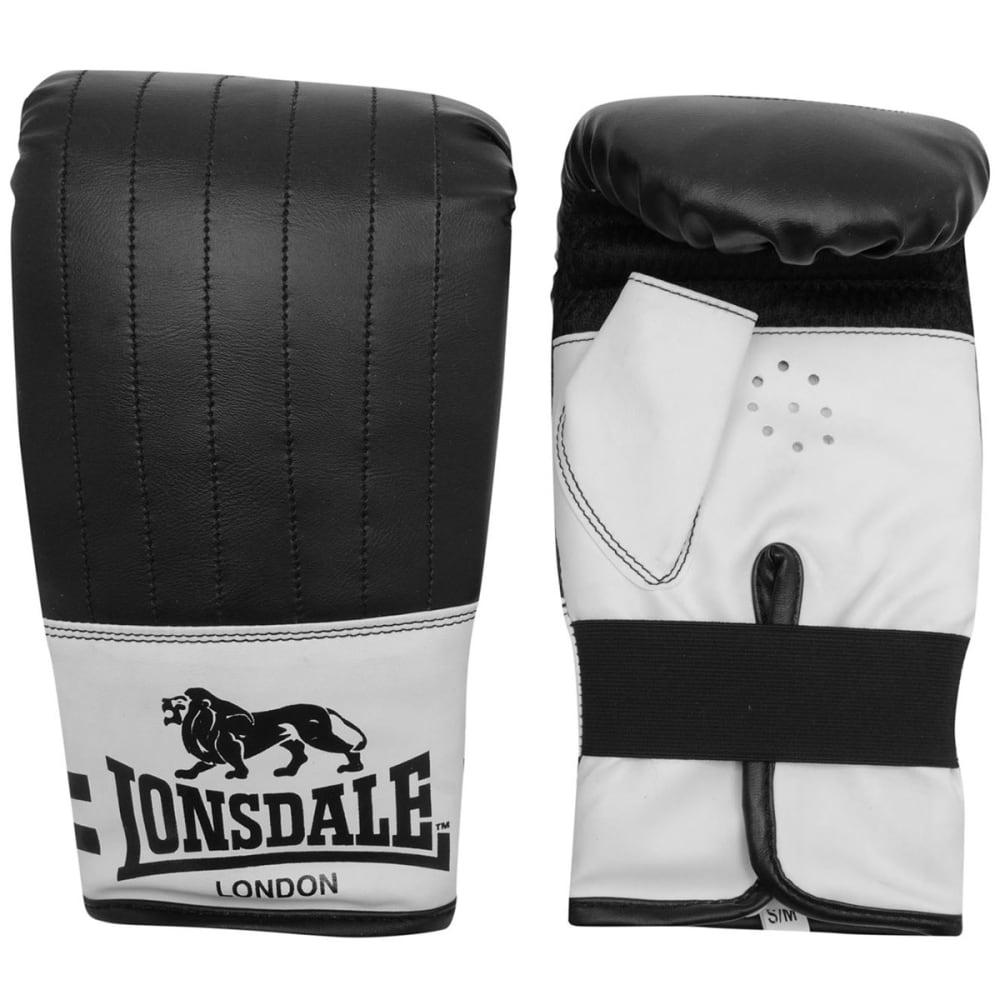 LONSDALE Mini Punch Boxing Set - BLACK/WHITE