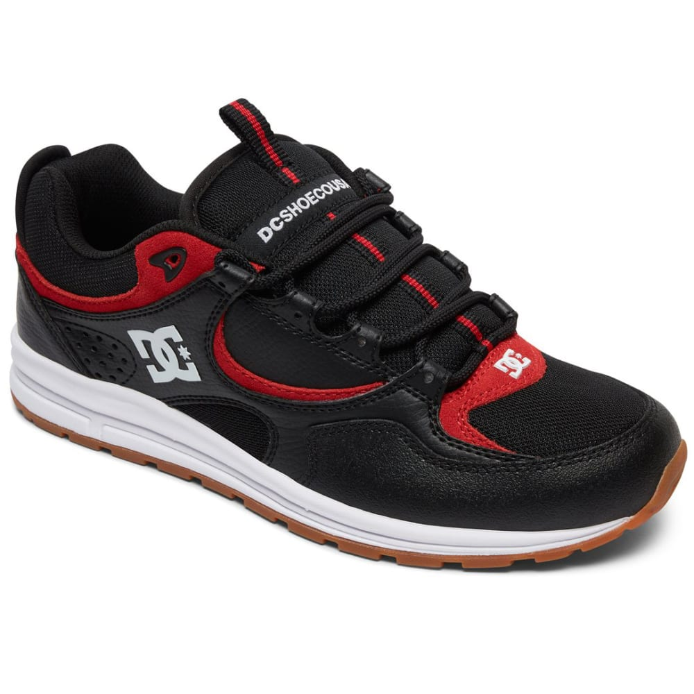 DC SHOES Men's Kalis Lite Skate Shoes - BLACK - BAH