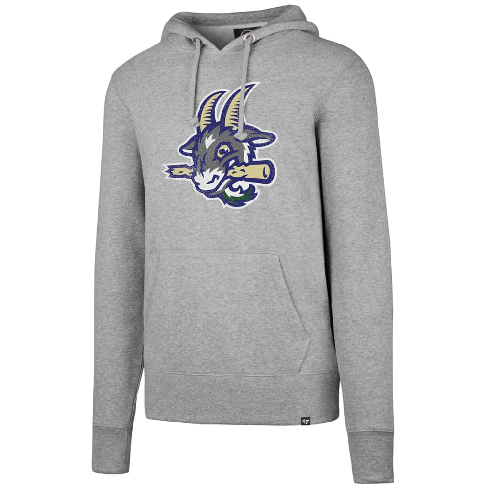 Hartford Yard Goats Men's Knockaround '47 Headline Pullover Hoodie - Black, M