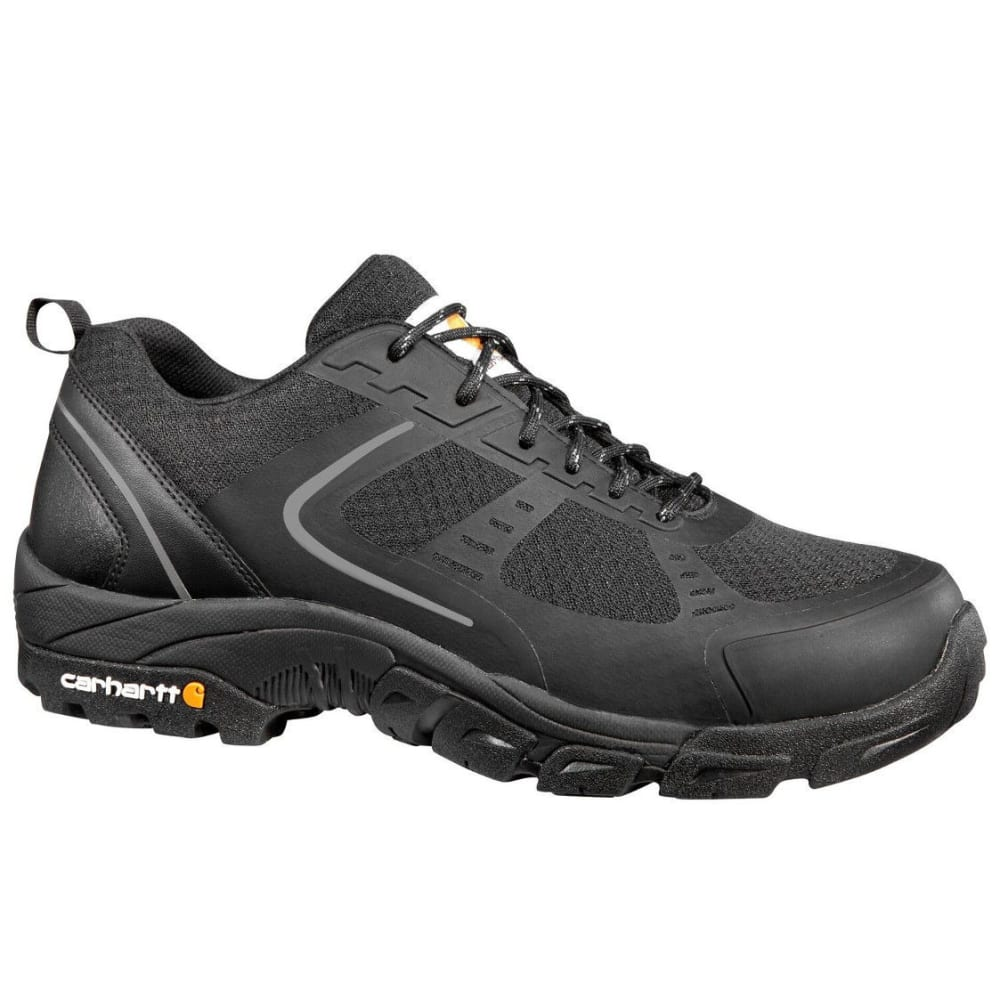 CARHARTT Men's Lightweight Low Work Hiker Boots, Black - BLACK