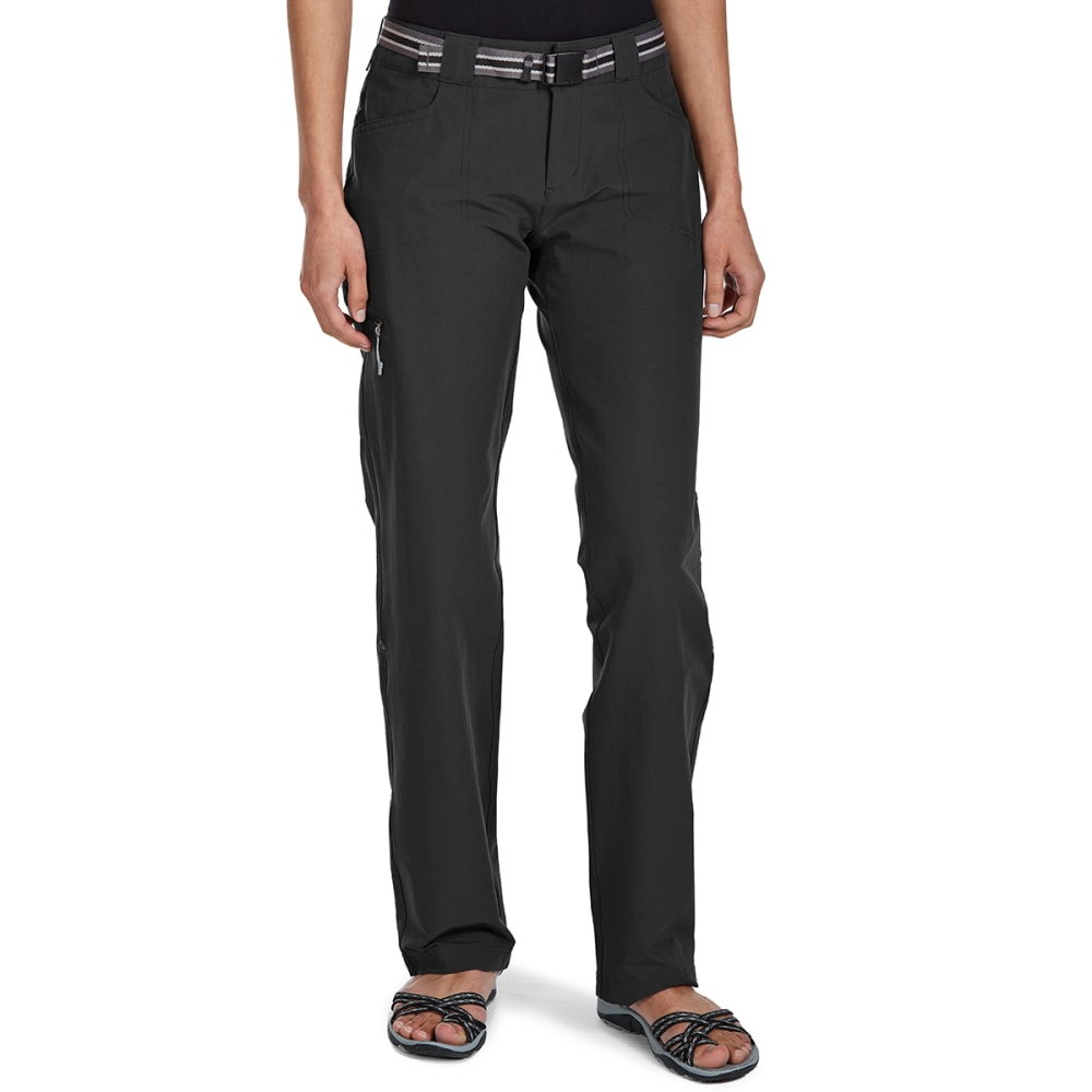 Ems Women's Compass Trek Pants - Black, 0/R