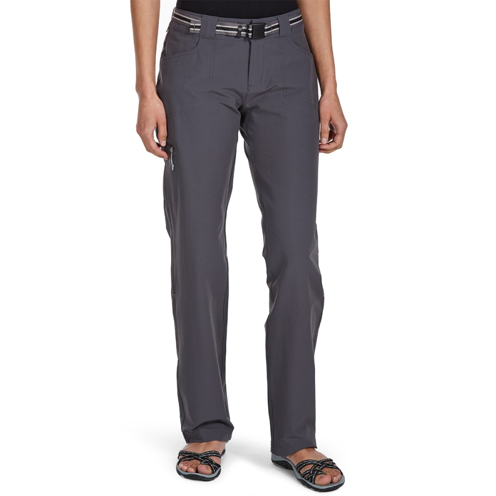 Ems Women's Compass Trek Pants - Black, 8/R