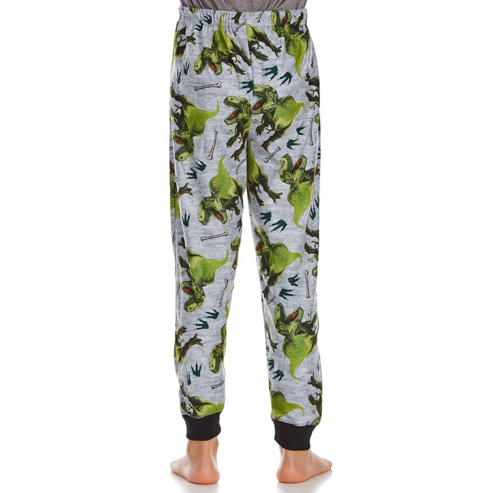 KOMAR Big Boys' Jurassic Sleep Pants - #JURASSIC