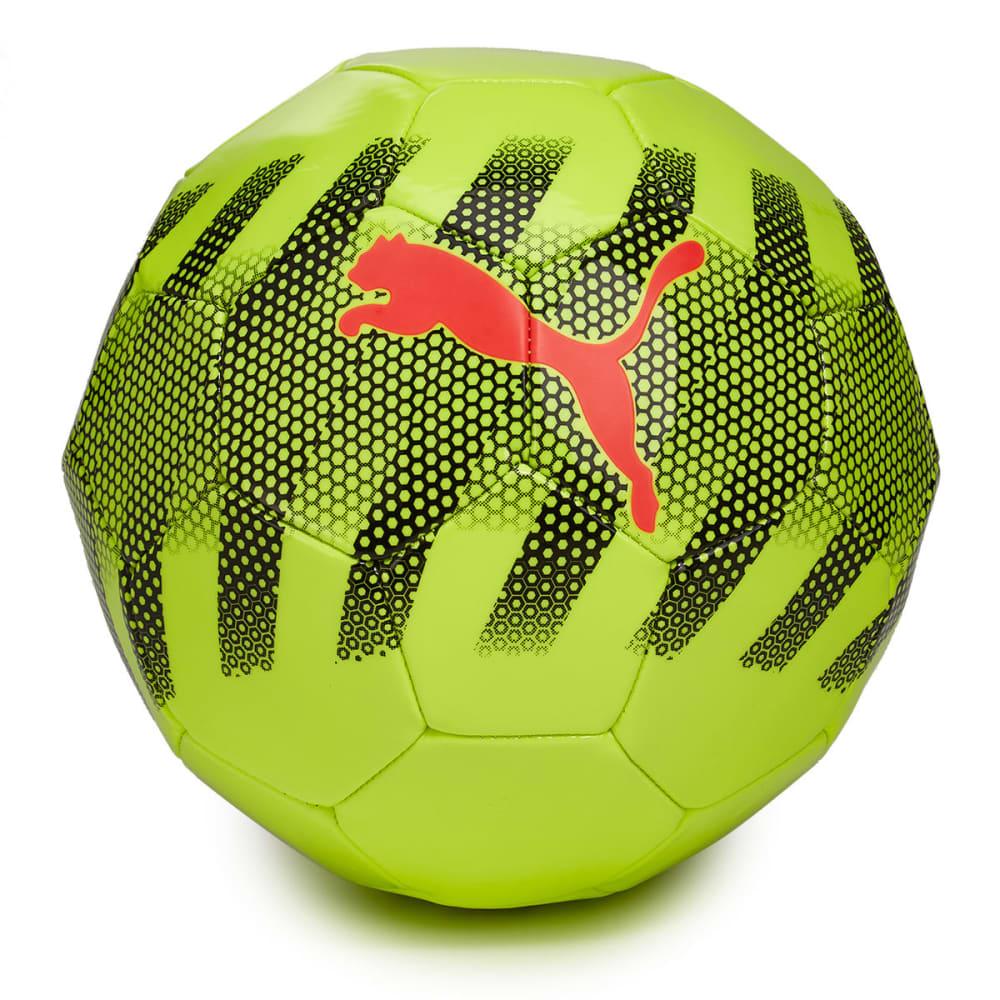 PUMA Spirit Soccer Ball - FIZZY YELLOW