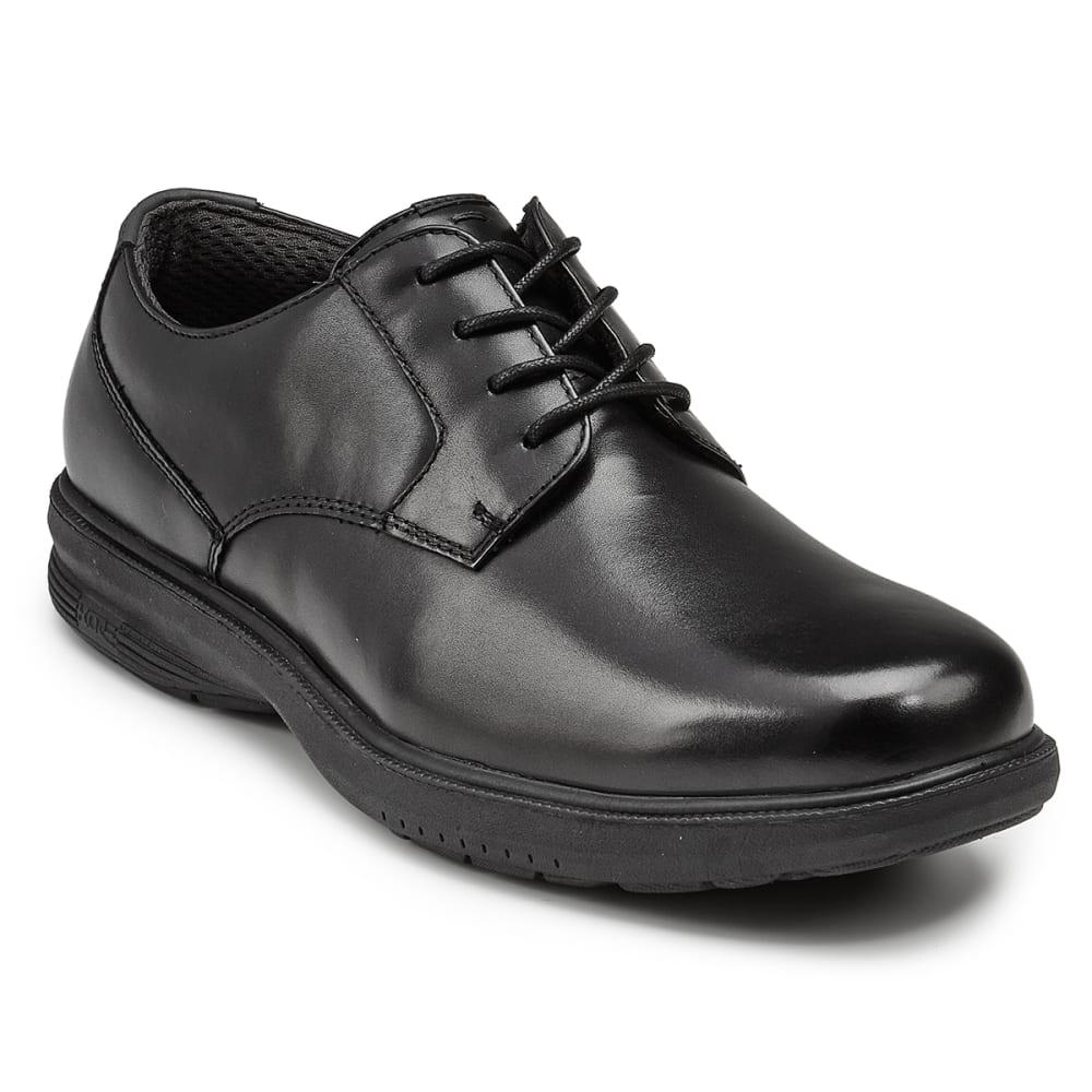 NUNN BUSH Men's Mason Street Oxford Shoes, Wide - BLACK