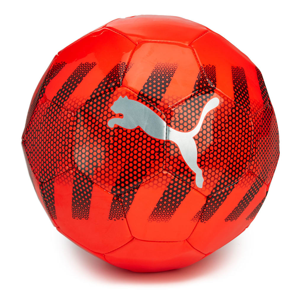PUMA Spirit Soccer Ball - RED