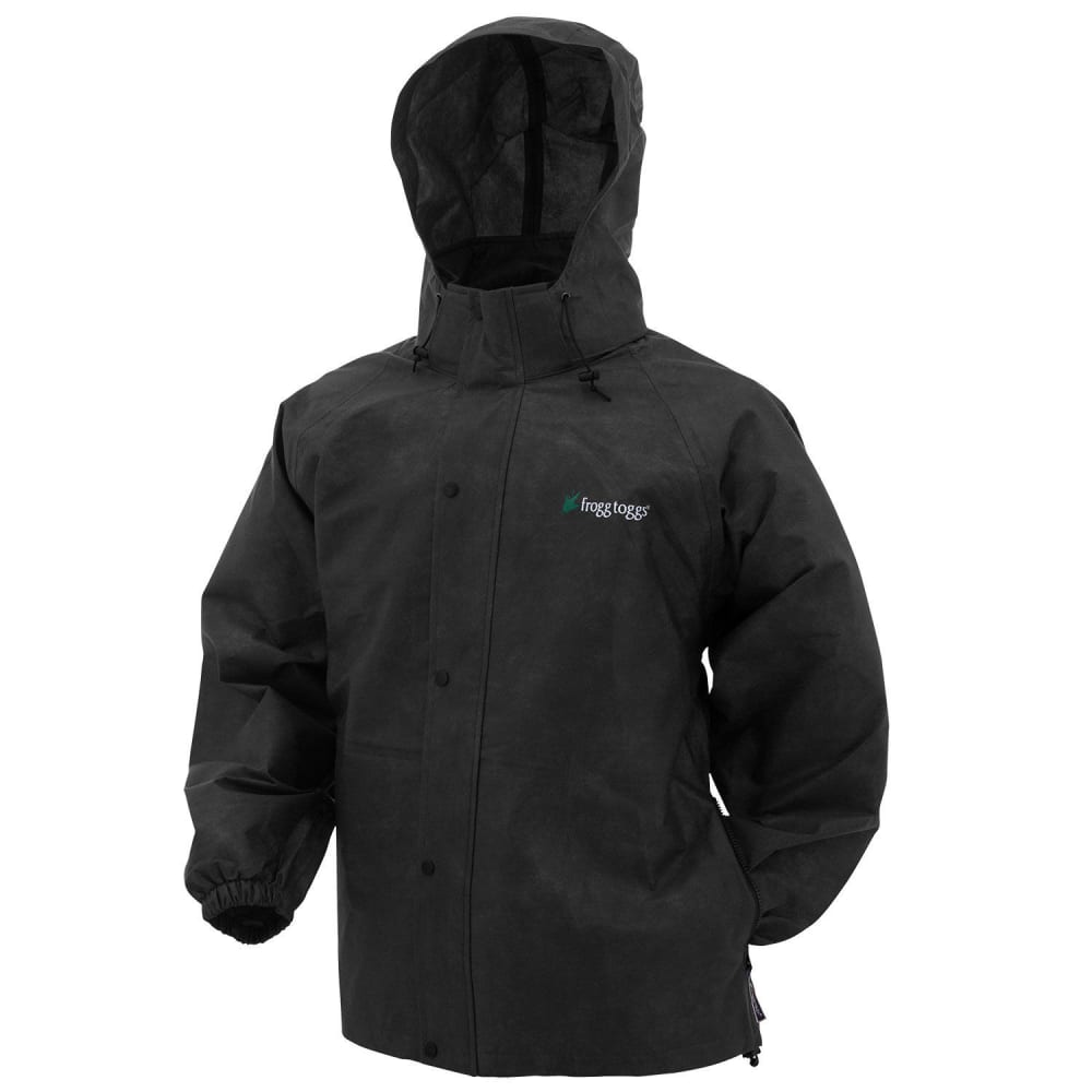 FROGG TOGGS Men's Pro Action Advantage Jacket - BLACK