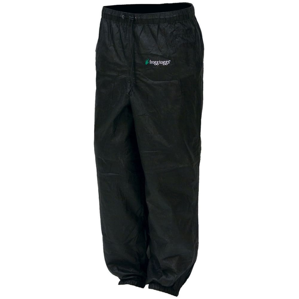 FROGG TOGGS Men's The Classic Pro Action Pants - BLACK