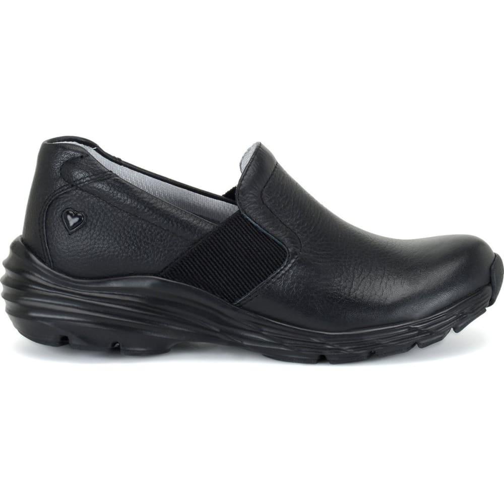 NURSE MATES Women's Align Harmony Slip-On Shoes, Black - BLACK