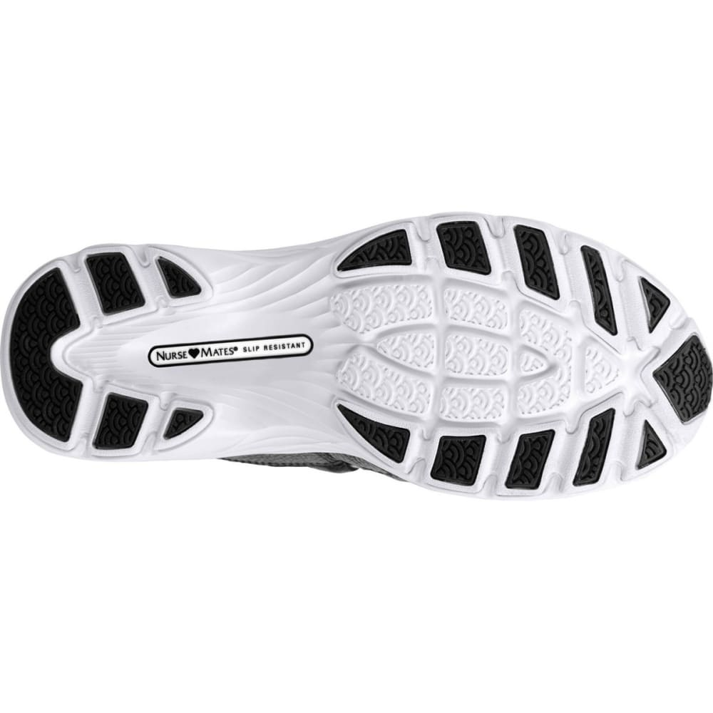 NURSE MATES Women's Align Dash Slip-On Shoes, Black - BLACK/