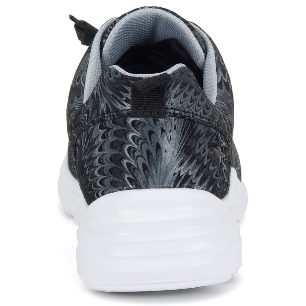 NURSE MATES Women's Align™ Velocity Nursing Shoes, Black Swirl - BLACK SWIRL