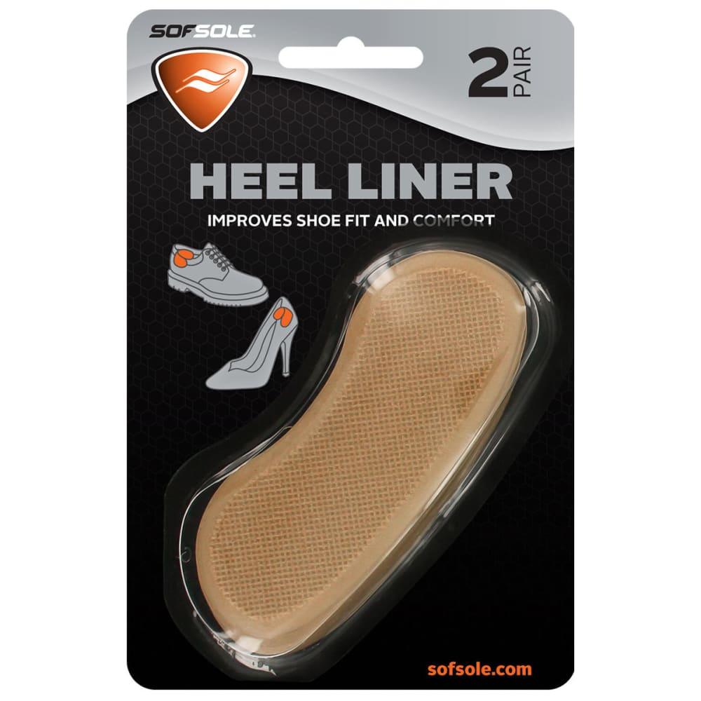 SOF SOLE Heel Liner Pads - ASSORTED