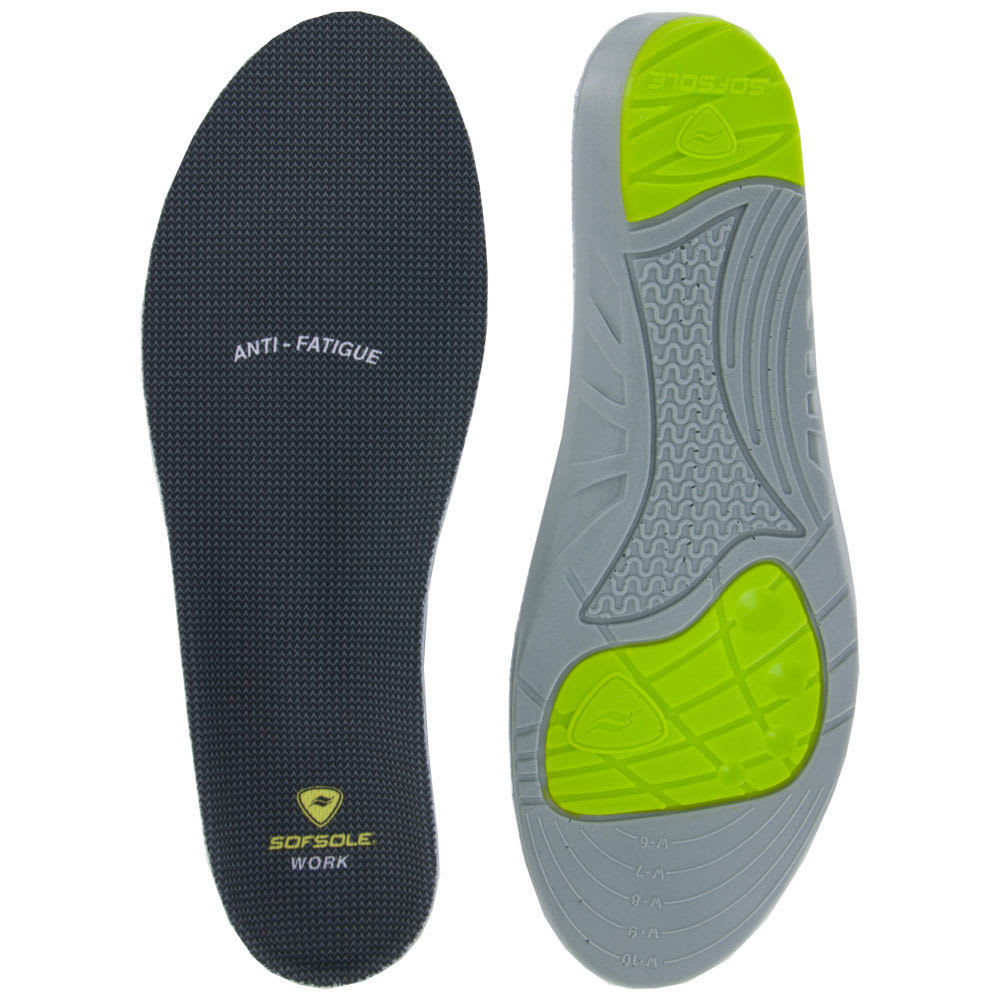 SOF SOLE Women's Work Performance Insoles ONE SIZE