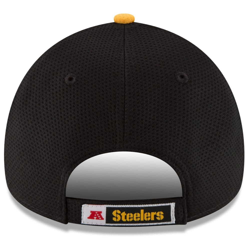 PITTSBURGH STEELERS Men's 9Forty Speed Training Adjustable Cap - BLACK