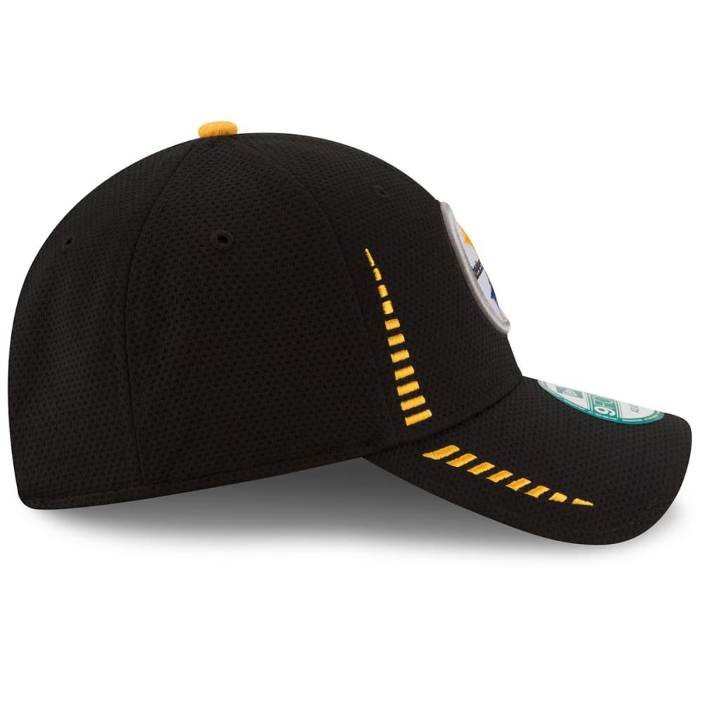PITTSBURGH STEELERS Men's 9Forty Speed Training Adjustable Cap - BLACK
