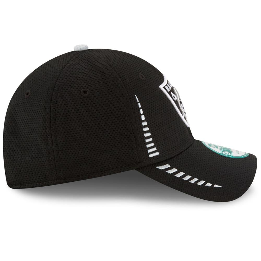 OAKLAND RAIDERS Speed 9FORTY Adjustable Hat - BLACK