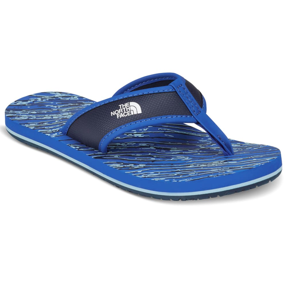 THE NORTH FACE Boys' Base Camp Flip-Flops - TURKISH SEA