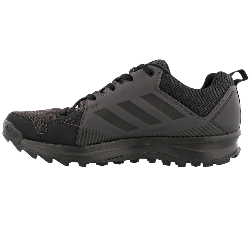 Adidas Men's Terrex Tracerocker Trail Running Shoes, Black/black/utility Black