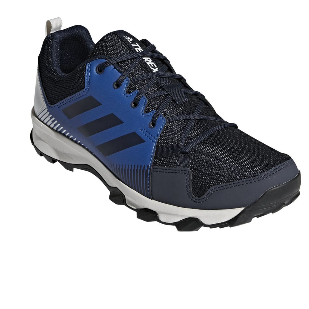ADIDAS Men's Terrex Tracerocker Trail Running Shoes, Black/Black/Utility Black 8