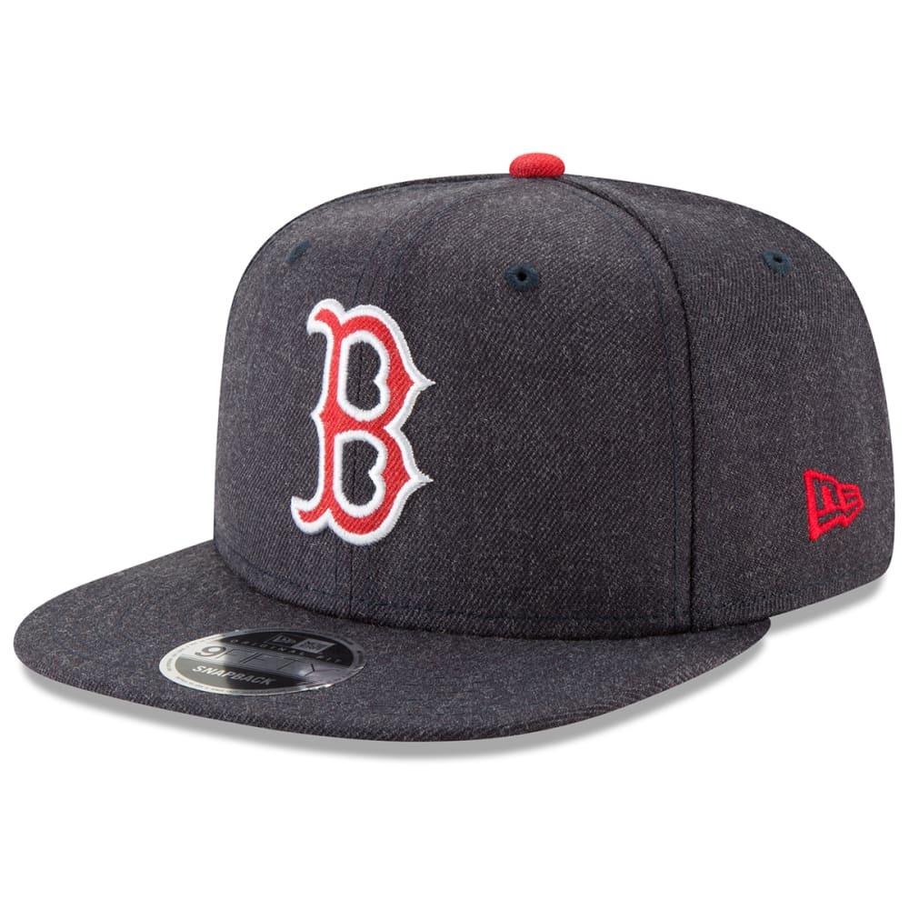 BOSTON RED SOX Men's Heather Hype 9Fifty Snapback Cap - HEATHER GREY