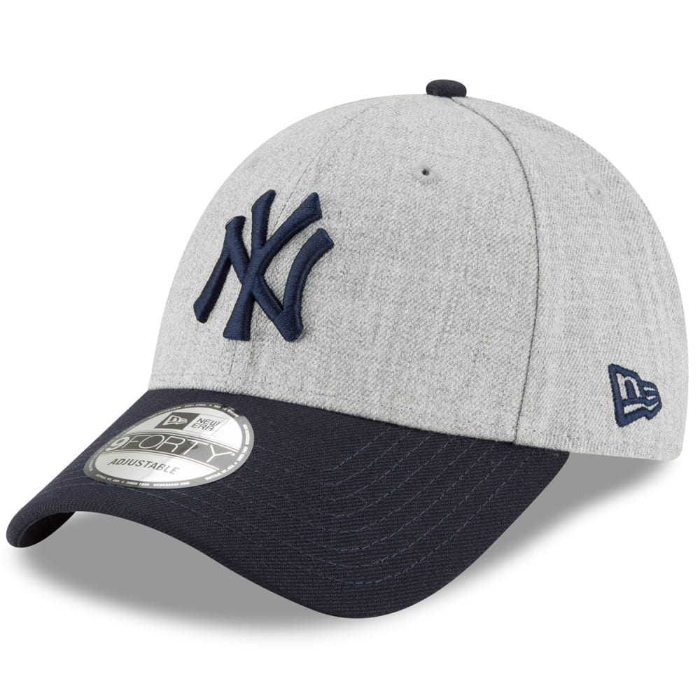 NEW YORK YANKEES Men's The League Heather 9Forty Adjustable Cap ONESIZE