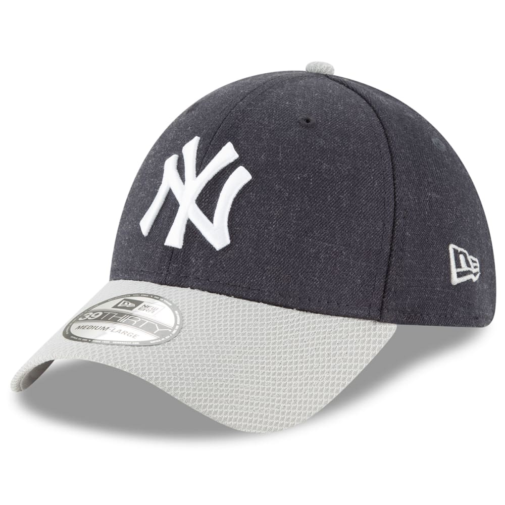 NEW YORK YANKEES Men's 39Thirty Change Up Redux Fitted Cap - NAVY